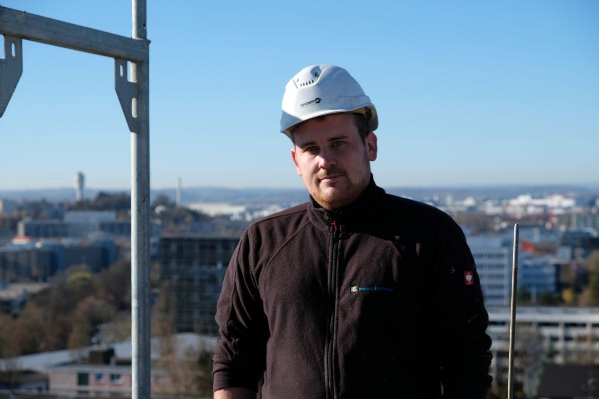 Timo Raißle, Bauten- und Korrosionsschützer